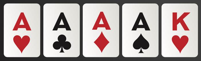 poker-hand-four-card
