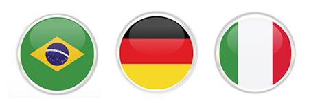 brasil-germany-italy