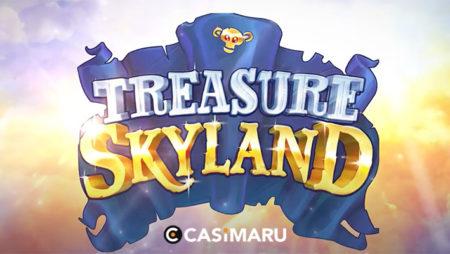トレジャー スカイランドスロット / Treasure Skyland Slotの詳細解説