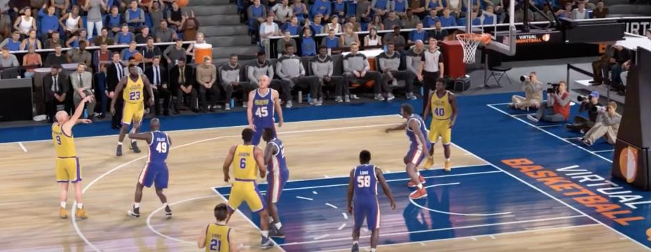 virtual-basketball
