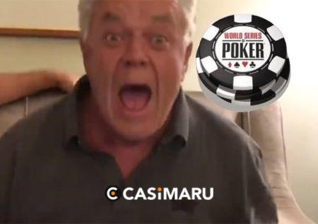 えっ、勝っちゃった!? 70歳男性、初オンライントーナメントで2,000万円獲得 WSOP