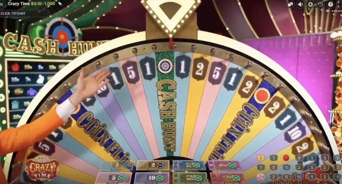 crazy-time-cash-hunt-wheel