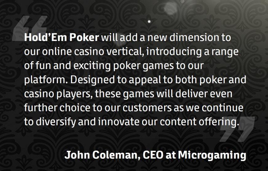 micro-gaming-poker-platform-statement