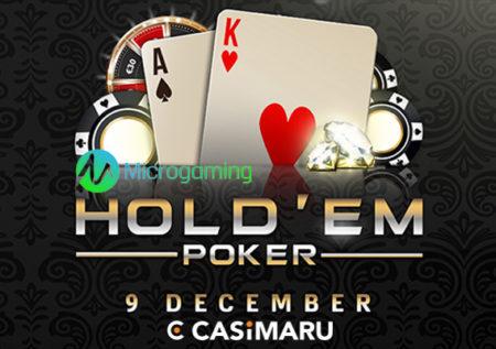 朗報!オンカジ上でポーカー対戦が可能に|マイクロゲーミング新作発表