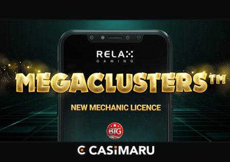 新機能|メガクラスターズ機能をリラックスゲーミングが採用へ
