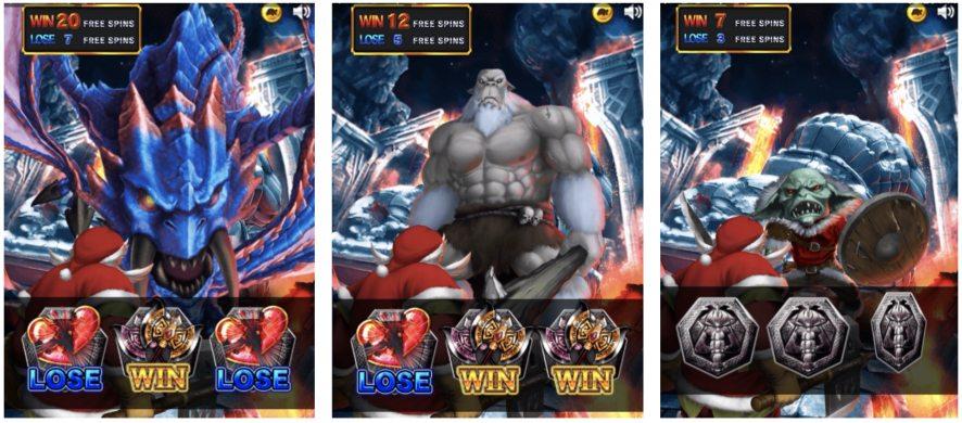battle-dwarf-christmas-monsters