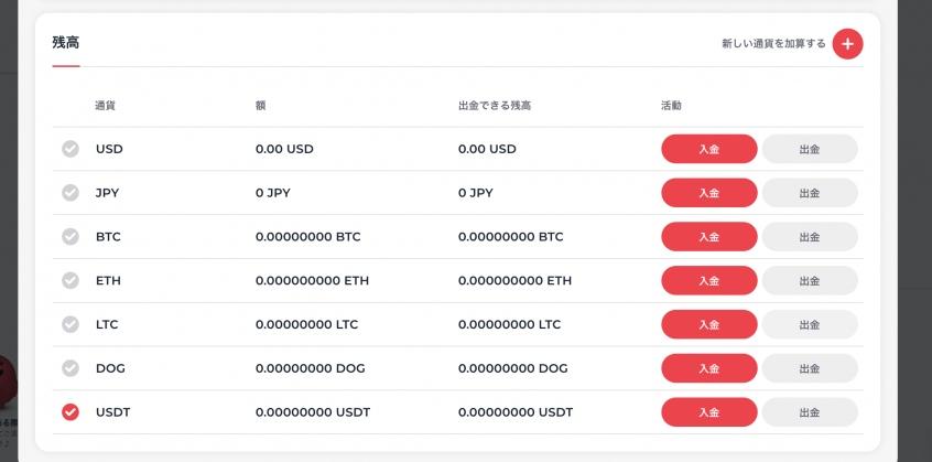 yoju-currency-list