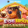 ドッグハウスメガウェイズ スロット /The Dog House Megawaysの詳細解説