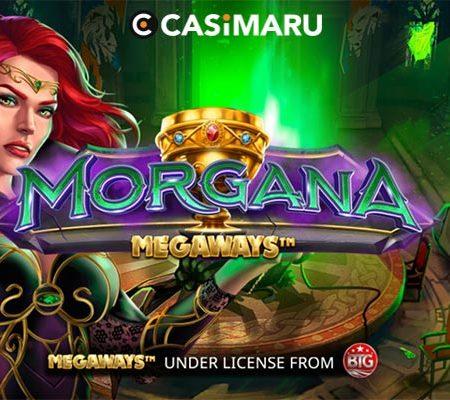 モルガナメガウェイズ スロット / Morgana Megaways Slotの詳細解説