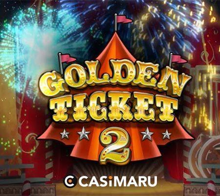 ゴールデンチケット2 スロット / Golden Ticket 2 Slot の詳細解説