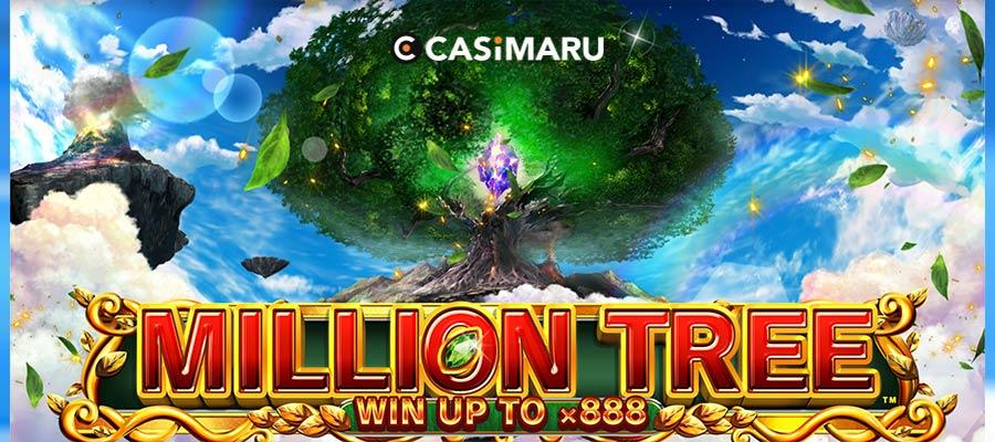 【デモあり】ミリオンツリースロット(Million Tree Slot)の詳細情報