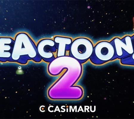 リアクトゥーンズ2 スロット / Reactoonz 2 Slot の詳細解説
