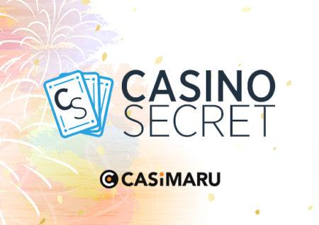 【PR】今月のカジノ|カジノシークレット