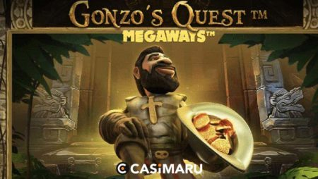 ゴンゾークエストメガウェイズ スロット / Gonzo's Quest Megawaysの詳細解説