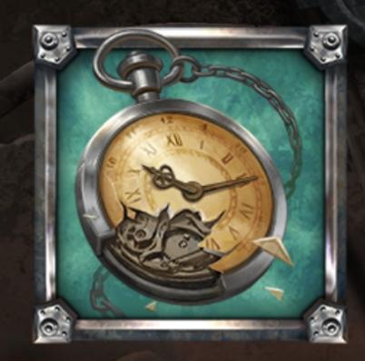 マネートレイン2の懐中時計