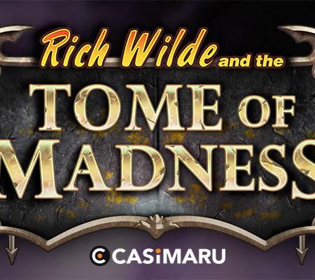 トームオブマッドネス スロット / Tome of Madnessの詳細解説